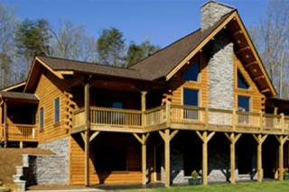 Specializes In The Art Of Handcrafted Homes Whether It Is A Custom Home Log Timber Frame Or Hybrid We Have Built Many Mountain And Lake Designs From