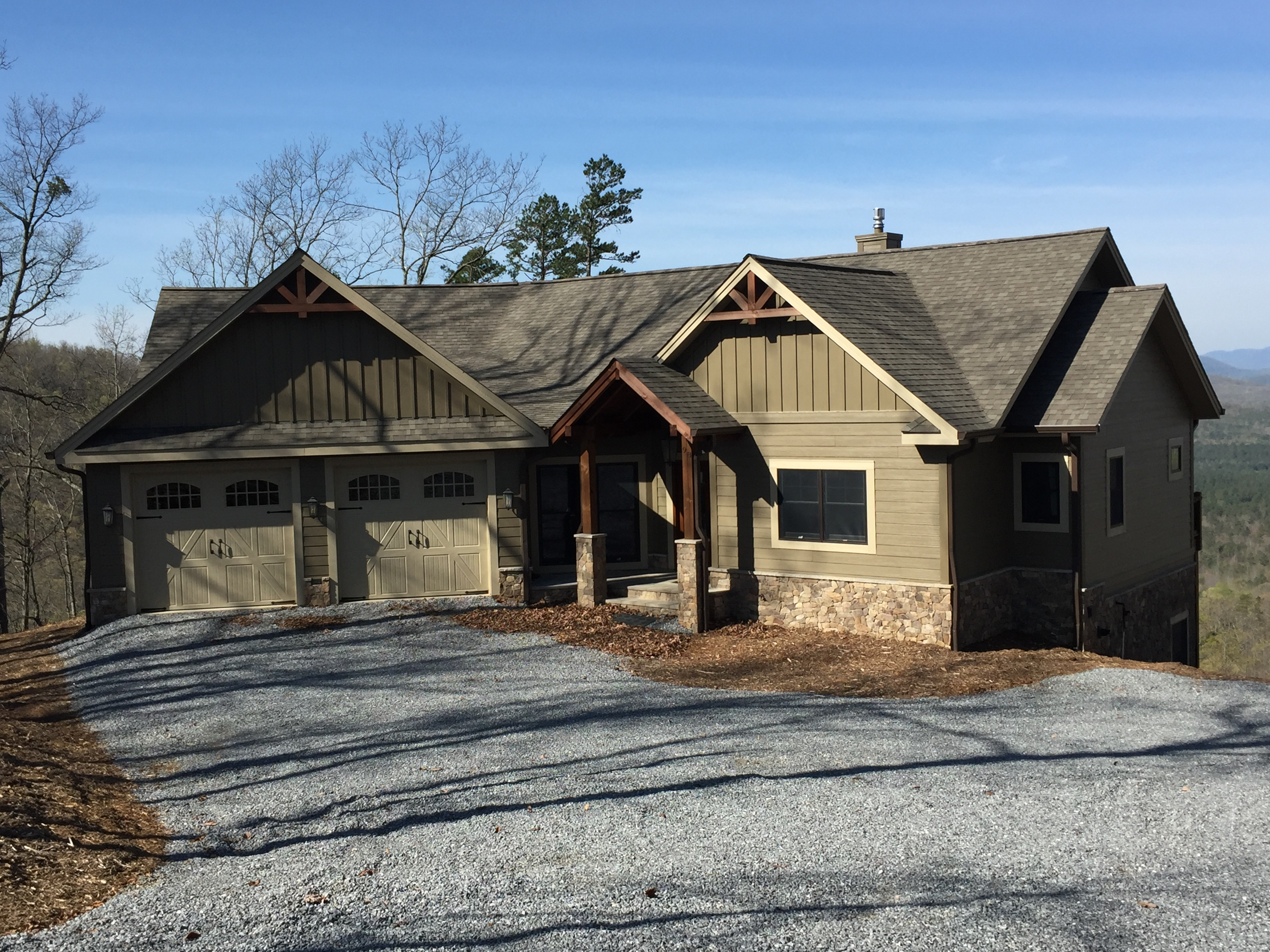 Nc Mountain Homes Cabin Styles Mtn Land For Sale